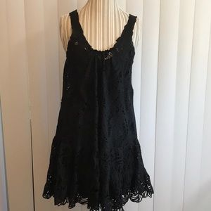Catherine malandrino lace dress nwot